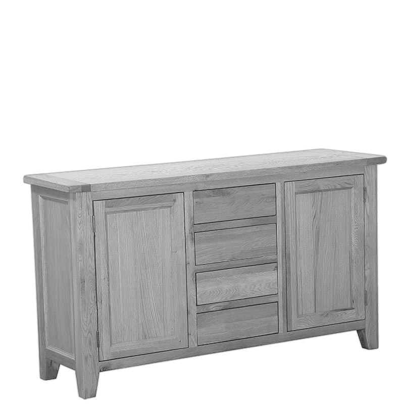 4 Drawer 2 Door Sideboard