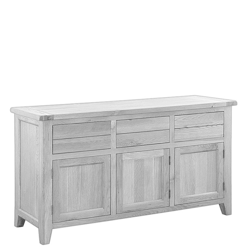 3 Drawer 3 Door Sideboard